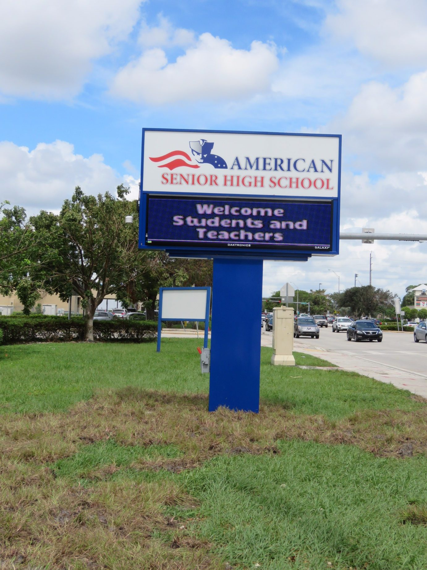 american senior high school